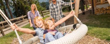 Spielplatz für Kinder in Grindelwald