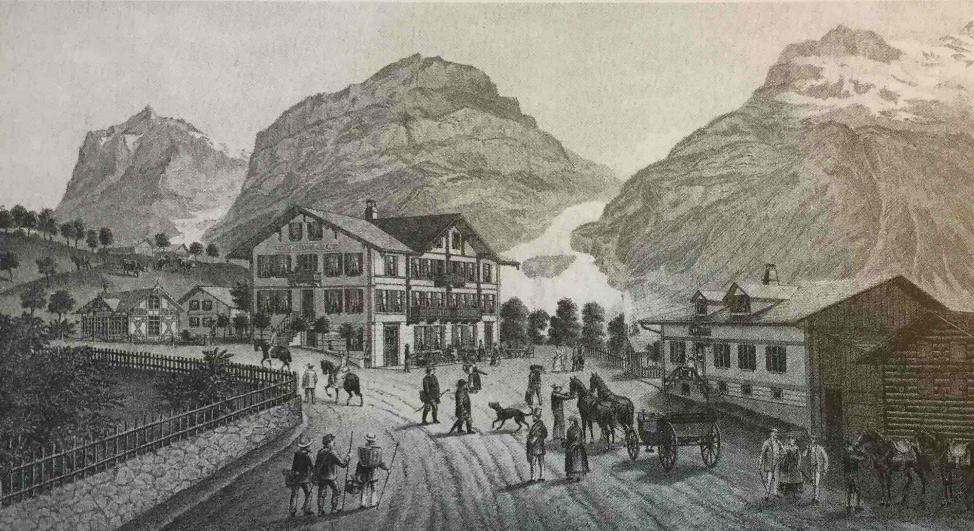 Boutique Hotel Glacier Grindelwald