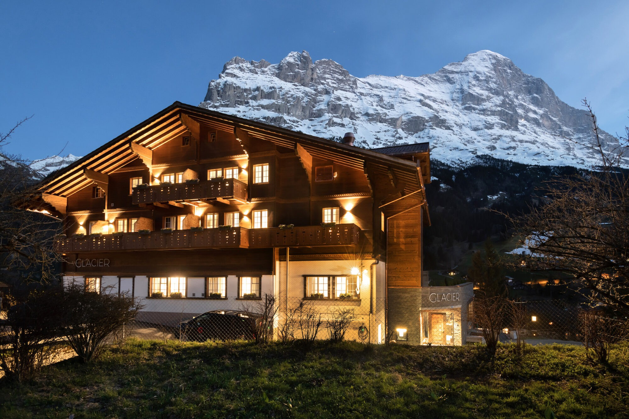 Boutique Hotel and Restaurant Glacier Grindelwald