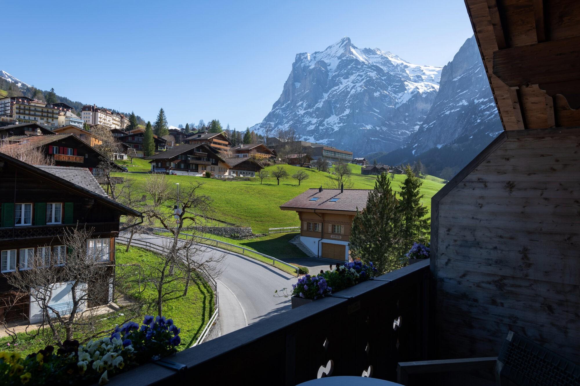 Boutique Hotel and Restaurant Glacier Grindelwald